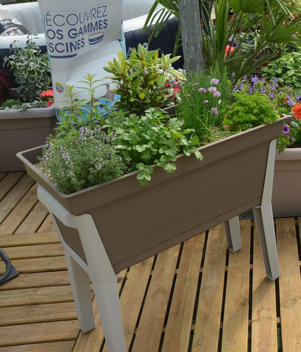 atelier cr ation d 39 une jardini re de plantes aromatiques. Black Bedroom Furniture Sets. Home Design Ideas