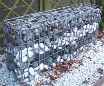 GABIONS DECORATIFS